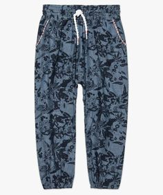 Pantacourt motifs floraux Girls Pants, Pajama Pants, Pajamas, Sweatpants, Fashion, Floral Patterns, Sleep Pants, Moda, Fashion Styles
