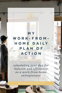 The new-normal - scheduling your day for balance and efficiency as a work-from-home entrepreneur by Freckled Design Studio Creative Business, Business Tips, Online Business, Business Coaching, Business Motivation, Routine, Work From Home Tips, Time Management Tips, Home Based Business