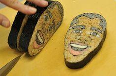 Sushi: Barack Obama Rolls