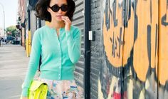 20 Ways to Be Pretty in Pastels This Fall