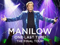 Barry Manilow's Wichita show not yet affected by. Barry Manilow's Wichita show not yet affected by… Dave Koz, City Of Columbus, Win Tickets, Barry Manilow, Louis Armstrong, Grammy Nominations, Judy Garland, Whitney Houston, Special Guest