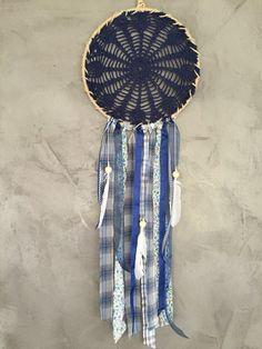All Blue Vintage - Dreamcatcher - attrape-rêve - Taille L-