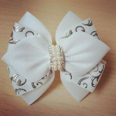 Baby Girl Diy Ideas Hair Bows 43 Ideas For 2019 - Diy Crafts - hadido Ribbon Hair Bows, Diy Hair Bows, Diy Bow, Diy Ribbon, Baby Girl Accessories, Diy Hair Accessories, How To Make Bows, How To Make Hair, Boutique Hair Bows