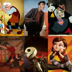 BLACK: Disneybound Colour Cheat-Sheet