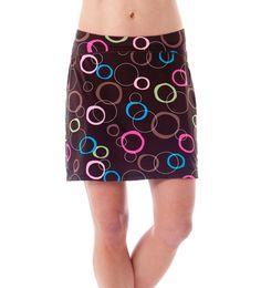 Hot Chocolate Happy Girl Skirt