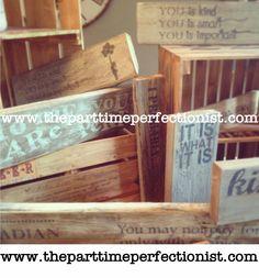 Wood Transfer Tutorial