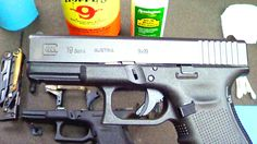 How To Clean A Glock Semi Automatic Pistol