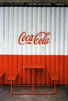 I Want a coca cola Right now