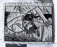 This article will be helpful to beginning to intermediate artists who have had a chance to try linocut printmaking. Hands on experience is very helpful with this technique. Linocut relief printma...