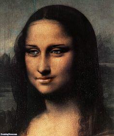 Mona Lisa Makeover