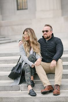 His & Her Fall Looks with Nordstrom