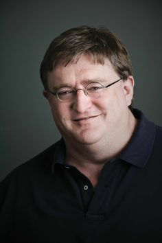 Valve's Gabe Newell