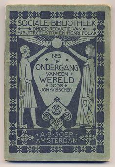Cover design: Sjoerd de Roos, 1903