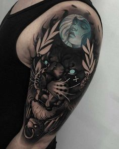 78 Lion Tattoo Ideas Which You Like // September, 2019