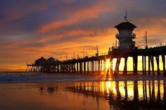 Huntington Beach, CA (Summer '03):  Lived here during college internship, one  of the best summers ever!