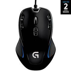 Mouse Gamer Logitech G300s 2.500 DPI << R$ 6649 >>