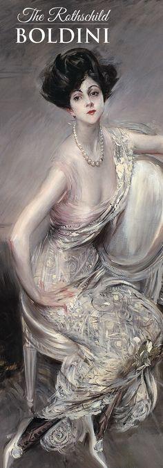 The glamorous Rita de Acosta Lydig is the sitter in this elegant portrait by Giovanni Boldini Giovanni Boldini, John Singer Sargent, Klimt, Most Famous Artists, Italian Painters, Antique Paint, Woman Painting, Pretty Art, Belle Epoque