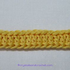 Foundation stitches can be used instead of making a number of chains and then working stitches into the chains. This will be when you are working in rows. Foundation Half Double Crochet, Single Crochet Stitch, Pull Through, Yarn Over, Learn To Crochet, Chain Stitch, Crochet Stitches, Contact Form, Privacy Policy