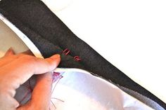 Tailor Tack Tutorial by Gertie | Sewing Secrets - A Blog by Coats & Clark