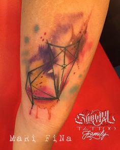 Tattoo Artist: Mari Fina Tatuaggi Watercolor http://www.subliminaltattoo.it/tatuaggi-watercolor-monza-m…/ #subliminaltattoofamily #tattooartist #marifina #tattoostudiomonza #tattoomonza #tatuaggimonza #tattoowatecolor #tatuaggiwatercolor #tattoostudio