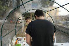 Primi respiri del Festival Ouverture con HABITAT(I) Spazi artistici per un non-uso domestico. Sguardo di Officina Teatro