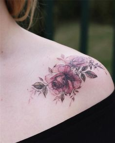 Gorgeous Flower Tattoos to Brighten Your Body (BodyArt!) - Page 30 of 40 46 Gorgeous Flower Tattoos to Brighten Your Body (BodyArt! flower tattoo for man; flower tattoos on back; flower tattoos for women; flower tattoos on wrist; flower tattoos meaning M Tattoos, Tattoo Platzierung, Tattoo Style, Irezumi Tattoos, Trendy Tattoos, Body Art Tattoos, Tattoos For Guys, Tattoo Blog, Tattoo Chart