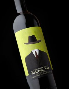 """The Fugitive is about wines that got away. Small batch and then gone for good. """