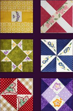 Dixie Diary   TwelveOaks195   We've done Block # 7 of the Dixie Diary block-of-the-month, so we have 5 to go. People have been posting t...