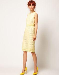 Summery fresh dress from asos salon