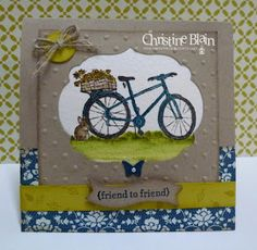 HAPPY HEART CARDS: SC 056/12: STAMPIN' UP!'S SUMMER AFTERNOON