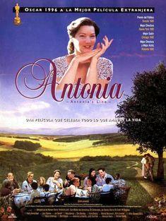 En una granja tranquila de la campiña holandesa, Antonia inicia el que será su…