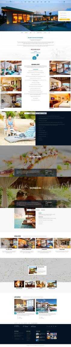Leevio – Resort & Hotel – is a luxurious and powerful WordPress theme made for hotel, travel, restaurant, hostel, resort, vacation room/apartment rental services …