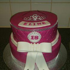 18th Birthdaycake