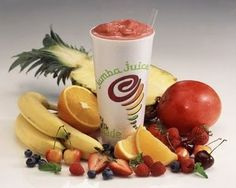 Jamba Juice recipes