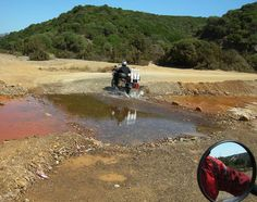 #Sardegna off road La costa verde e #Piscinas