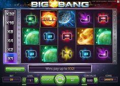 New Big Bang slot - http://cp4w.com/net-entertainment-slots/big-bang.html