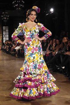 flamenca-estampado-floral-luisa perez 2