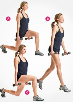 The 7 Best Leg Exercises | Women's Health Magazine