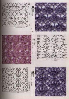 Χειροτεχνήματα: Σχέδια για πλέξιμο με βελονάκι / Crochet patterns
