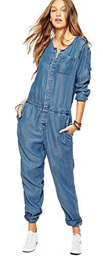 #Escalier #Damen #Casual #Long #Sleeve #Jumpsuit #Denim #Harem #Strampler #Hosen Escalier Damen Casual Long Sleeve Jumpsuit Denim Harem Strampler Hosen, , The size of this jumpsuit is smaller than the EUR size, please choose the bigger one., , , ,