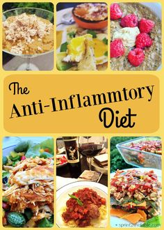 The Anti-Inflammatory Diet Experiment - the guidelines we followed for 2 weeks and what we learned