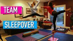 What to do on a team sleepover (Gymnastics/Cheer)
