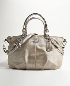 Coach-I have this in silver & I love it!