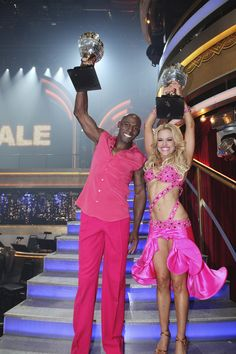 Dancing With The Stars Champ Donald Driver!!!