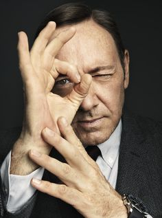 Kevin Spacey   by Marco Grob