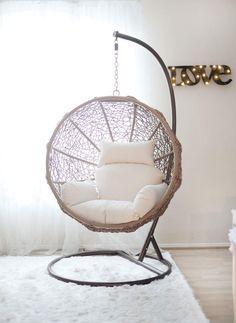 Garden Swing Chair Indoor Hanging Chairs Bedroom Outdoor