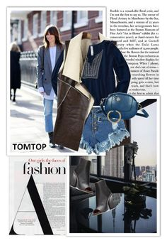 """TOMTOP+ 10"" by lana-97 ❤ liked on Polyvore featuring Aéropostale, vintage, tomtop and tomtopstyle"