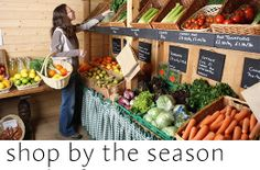 HL&S - Eat and shop by the season!