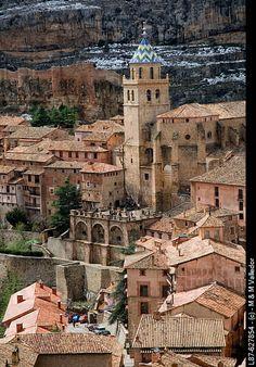 Teruel province (Aragón) - Sierra de Albarracín
