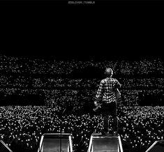 Ed Sheeran - Houston, San Antonio 5sos Lyrics, One Direction Lyrics, Taylor Swift Hair, Taylor Swift Facts, Concert Ed Sheeran, Ed Sheeran Love, Concert Crowd, Red Tour, People Fall In Love